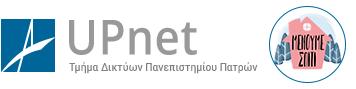 Upnet Λογότυπο